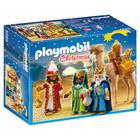 5589-Rois mages avec cadeaux - Playmobil Christmas