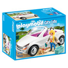 5585-Voiture cabriolet - Playmobil