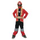 Déguisement Rangers Rouge Super Megaforce Taille L