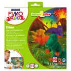 Coffret Fimo kids dinosaures