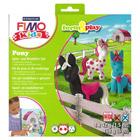 Coffret Fimo kids poneys