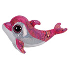 Peluche Beanie Boo's Sparkles le Dauphin 15 cm