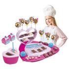 Mini délices-Atelier chocolat 3 en 1