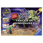 Science x traces de dinosaures