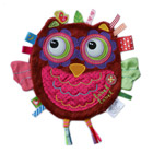 Doudou Friends hibou fille