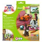 Coffret Fimo kids animaux