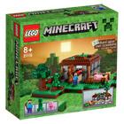 21115-LEGO Minecraft La première nuit