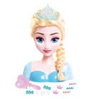 La tête à coiffer Elsa Reine des Neiges