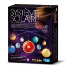 4M Système solaire phosphorescent