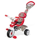 Smoby baby driver confort rouge