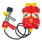 Sam le Pompier-Pistolet à eau avec recharge sac à dos