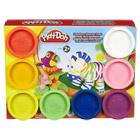 Play doh Rainbow 8 pots