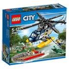 60067-Lego City La Poursuite en Hélicoptère