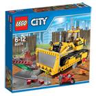60074-Lego City Le Buldozer