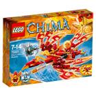 70221-Lego Chima L'ultime Phoenix de feu