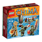 70231-Lego Chima La Tribu Crocodile