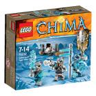 70232-Lego Chima La tribu Tigre à dents de sabre