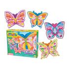 Sticky mosaïque papillon