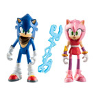 Coffrert 2 figurines Sonic Boom