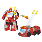 Transformers robot elite rescue Heatwave 25 cm