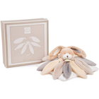 Doudou collector Lapin taupe 28 cm