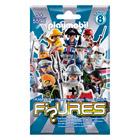 5596-Playmobil 12 figurines garçon série 8