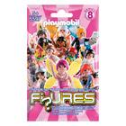 5597-Playmobil 12 figurines fille série 8