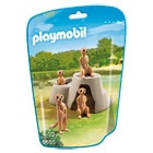 6655-Suricates avec rocher - Playmobil City Life