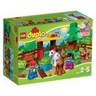 10582-Animaux de la forêt lego Duplo