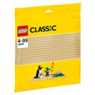 10699-La plaque de base sable Lego Classic