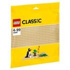 10699-La plaque de base sable Lego Classic