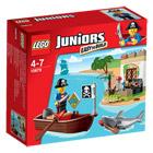 10679-La chasse au trésor des pirates Lego Juniors