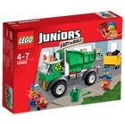 10680-Le camion poubelle lego juniors
