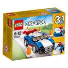 31027-Le Bolide Bleu Lego Creator