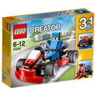 31030-Le Kart Rouge Lego Creator