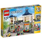 31036-Le magasin de jouets et l'épicerie Lego creator
