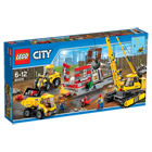 60076-Lego Lego City chantier travaux public