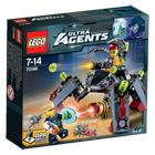 70166-L'infiltration de Spyclops lego Ultra agents