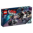 70819-La course-poursuite de Méchant Flic Lego Movie