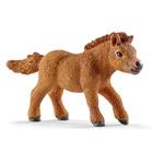 Mini poulain poney Shetland