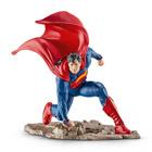 Superman à genoux