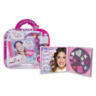 CD Violetta make up