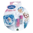 Blister Nail Art Reine des neiges