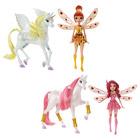 Mia and Me mini poupée et licorne
