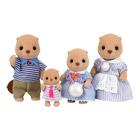 Famille Loutre Sylvanian