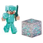 Minecraft Figurines avec accessoires