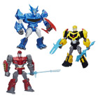 Figurine Super Heros Mashers Marvel Transformables