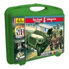 Mallette US 1/ 4Ton Truck + Infanterie US PM