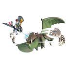 Coffret 2 Dragons 1 Dresseur
