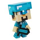Figurine 15 cm Diamond Steve Minecraft
